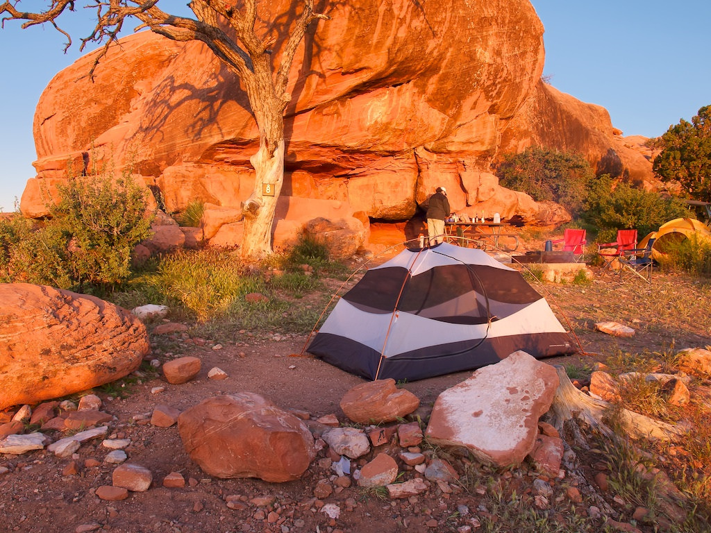 AZ Camp Guide   Tuweep Campground