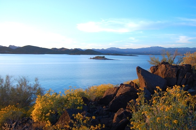 Az Camp Guide Group Campground Lake Pleasant Regional Park