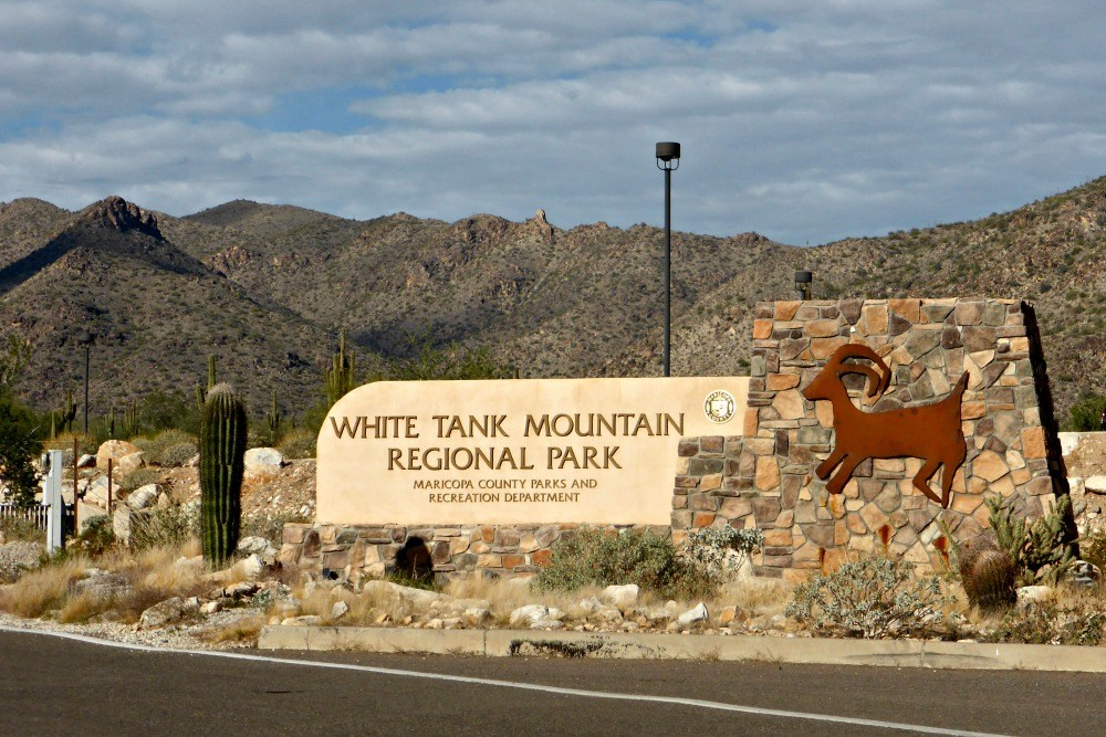 Az Camp Guide Family Campground White Tank Mountain