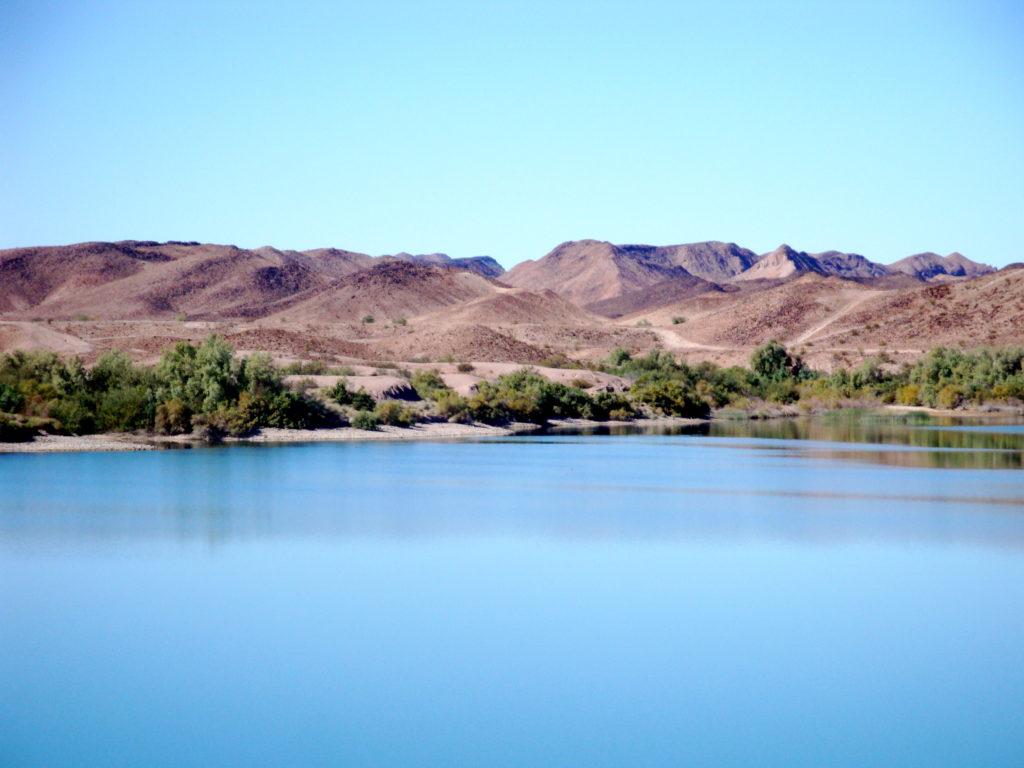 AZ Camp Guide | Senator Wash North Shore