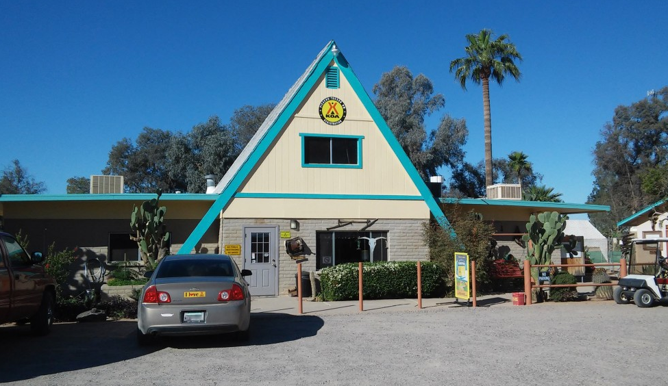 Az Camp Guide Picacho Tucson Koa